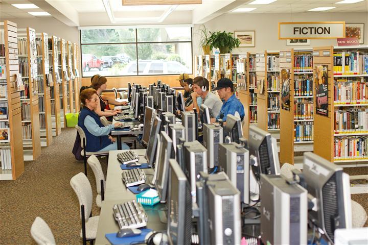 Computer Print Station